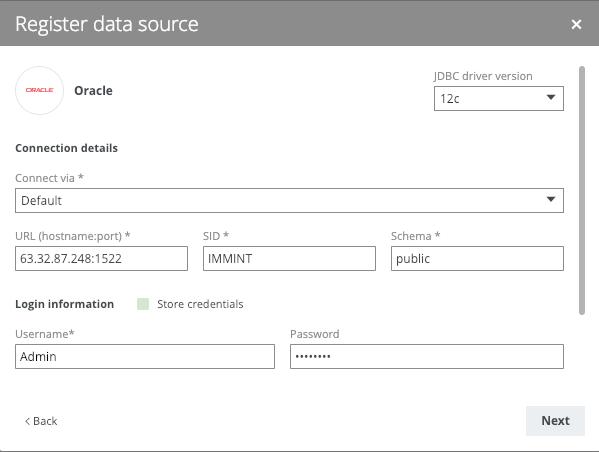 Oracle Metadata to Catalog - Collibra Marketplace