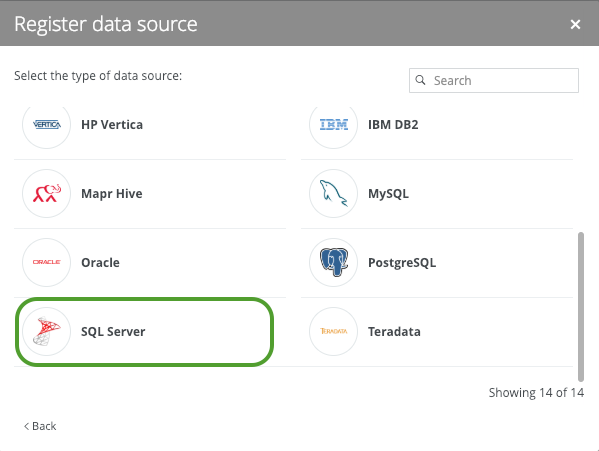 Microsoft SQL Metadata to Catalog - Collibra Marketplace